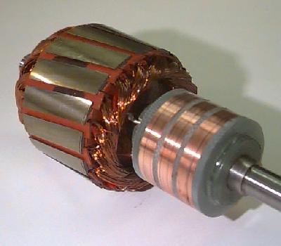 سیمپیچی الکتروموتور یا سیم پیچی موتور الکتریکی