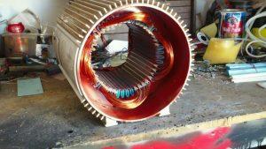 اطلاعات فنی در مورد سیم پیچی موتورهای سه فاز